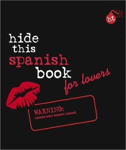 Hide This Spanish Book for Lovers