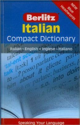 Italian Compact Dictionary