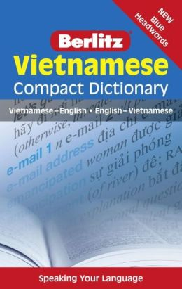 Berlitz Vietnamese/English Compact Dictionary