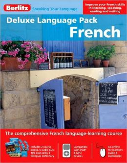 French Deluxe Language Pack