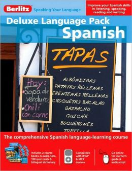 Spanish Deluxe Language Pack