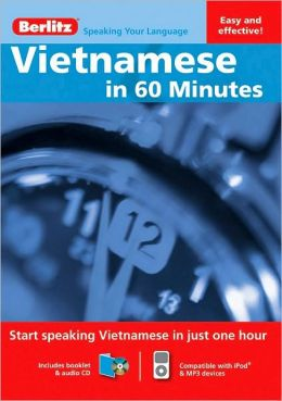 Vietnamese in 60 Minutes [With Booklet]