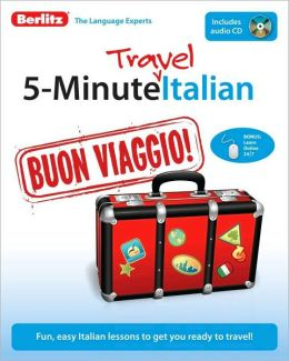 Italian Berlitz 5 Minute Travel