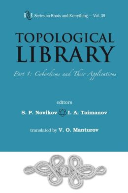 Topological Library, Part 1: Cobordisms and Their Applications