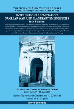 International Seminar on Nuclear War and Planetary Emergencies: 36th Session