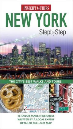 Insight Guides Step-By-Step New York City
