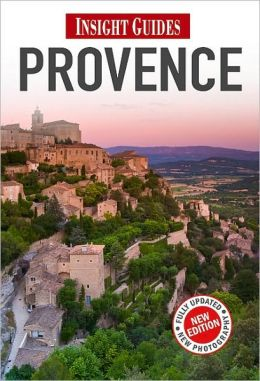 Insight Guides Provence [With Map]