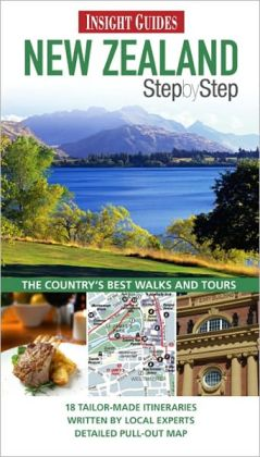 Insight Guides Step-By-Step New Zealand
