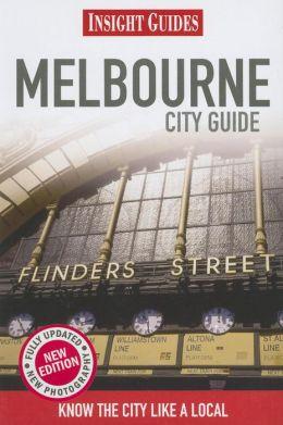 Insight City Guides Melbourne