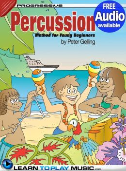 Percussion Lessons for Kids: How to Play Percussion for Kids (Free Audio Available)