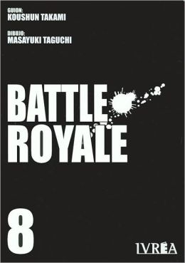 Battle Royale, Volume 8