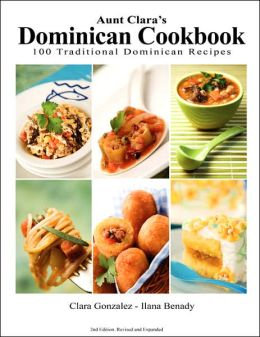Aunt Clara's Dominican Cookbook
