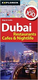 Dubai Restaurant Map