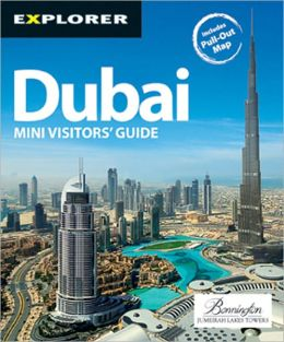 Dubai Mini Visitors' Guide, 4th