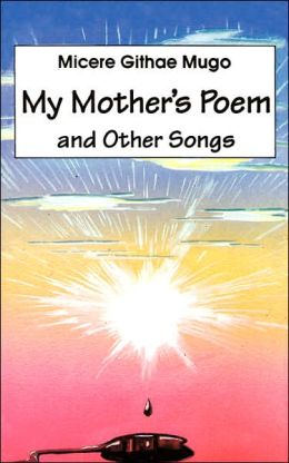 My Mother's Poem and Other Songs,Song and Poems
