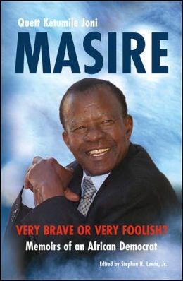 Masire: Memoirs of an African Democrat