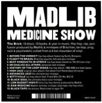 Madlib Medicine Show: The Brick
