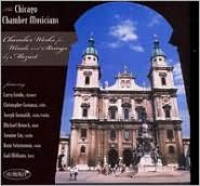 Chamber Works for Winds & Strings by Mozart