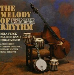 The Melody of Rhythm - Triple Concerto and Music for Trio