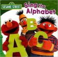 CD Cover Image. Title: Sing the Alphabet, Artist: Sesame Street