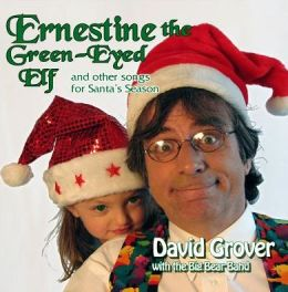 Ernestine the Green-Eyed Elf