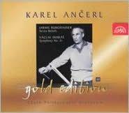 Jarmil Burghauser: Seven Reliefs; Václav Dobiás: Symphony No. 2