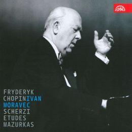 Fryderyk Chopin: Scherzi, Etudes, Mazurkas