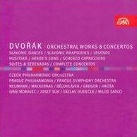 Dvorák: Orchestral Works & Concertos