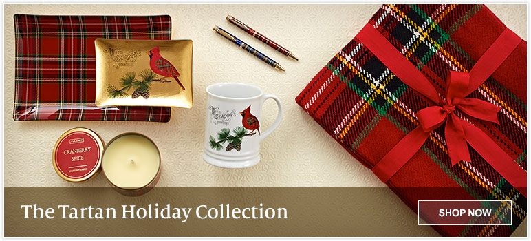 The Tartan Holiday Collection