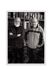 Stephen Baxter & Terry Pratchett