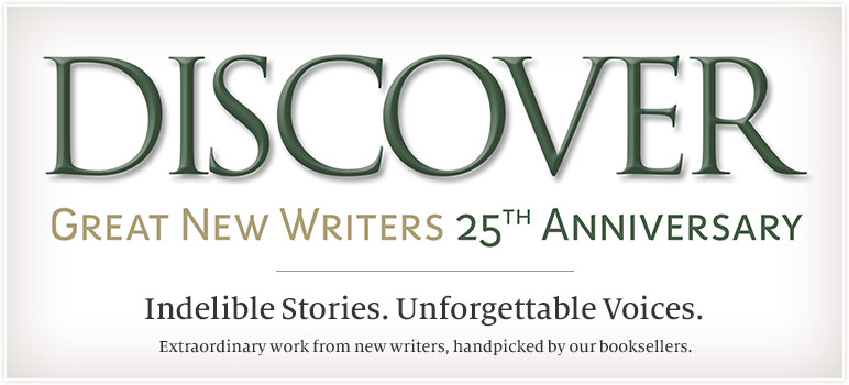 Discover Great New Writers - 25th Anniversary