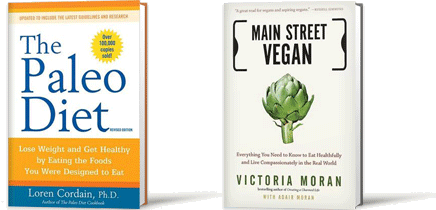 The Paleo Diet; Main Street Vegan