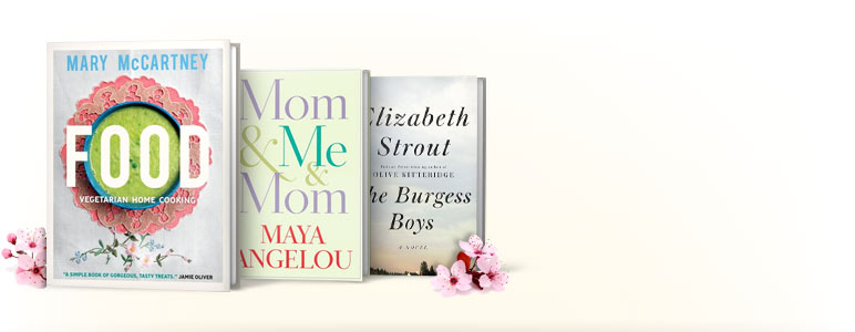 Shop our Mother's Day Sale for great gifts for Mom. Buy 1 book and get a 2nd at 50% off. See all sale titles.