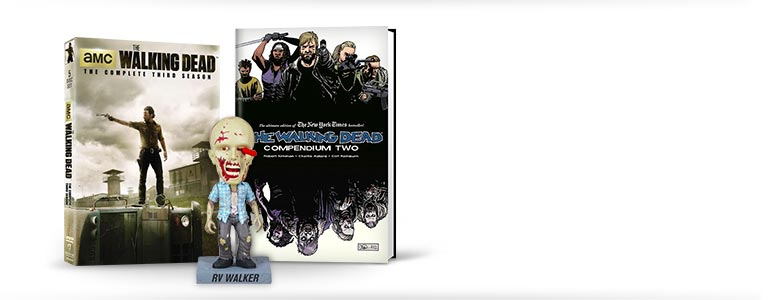 Celebrate all things walking dead with our collection of walking dead