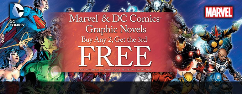 how to get free graphic novels