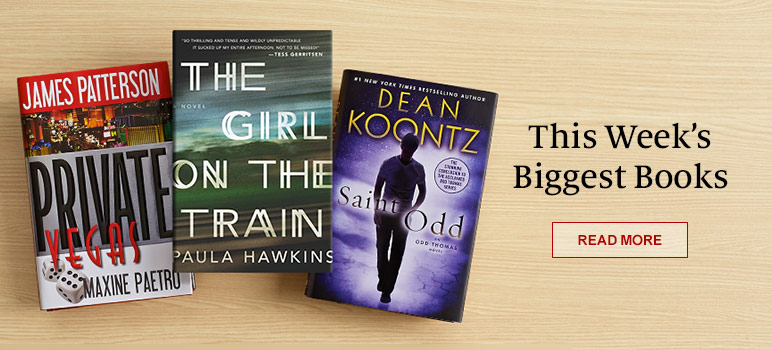 This Week's Biggest Books