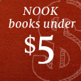 NOOK Books Under $5