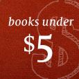books under $5