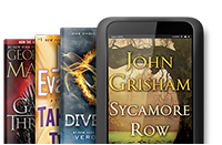 50% Off Bestselling NOOK Books