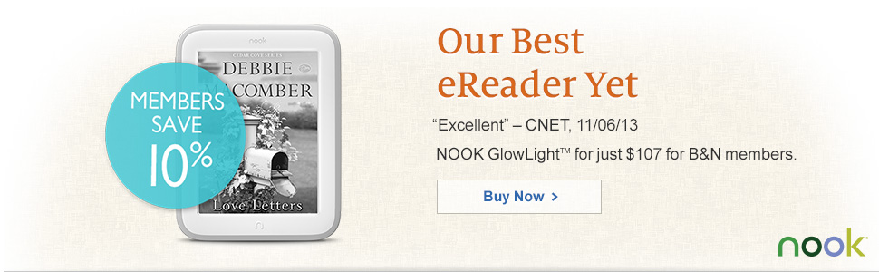 Our Best eReader Yet -