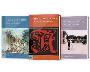A Tale of Two Cities (Barnes & Noble Classics Series); The Scarlet Letter (Barnes & Noble Classics Series); Great Expectations (Barnes & Noble Classics Series)