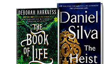The Book of Life (All Souls Trilogy #3); The Heist