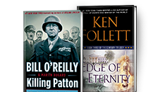 Killing Patton; Edge of Eternity