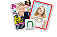 Get the NOOK Reading App - New digital customers get 2 FREE magazines and 3 FREE extended book excerpts. Learn More