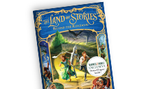 The Land of Stories Book 4 (B&N Exclusive Edition)