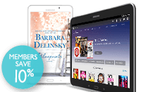 Samsung Galaxt Tab(R) 4 NOOK(R) - Members Save 10%