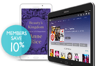 Samsung Galaxy Tab(R) 4 NOOK(R) - Members Save 10%