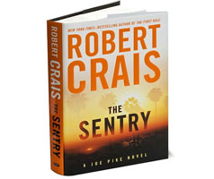 Book Cover Image. Title: The Sentry (Joe Pike Series #3), Author: Robert Crais.