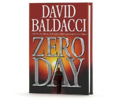 Book Cover Image. Title: Zero Day, Author: David Baldacci.