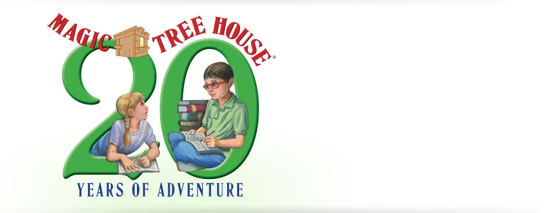 Magic Tree House - 20 Years of Adventure